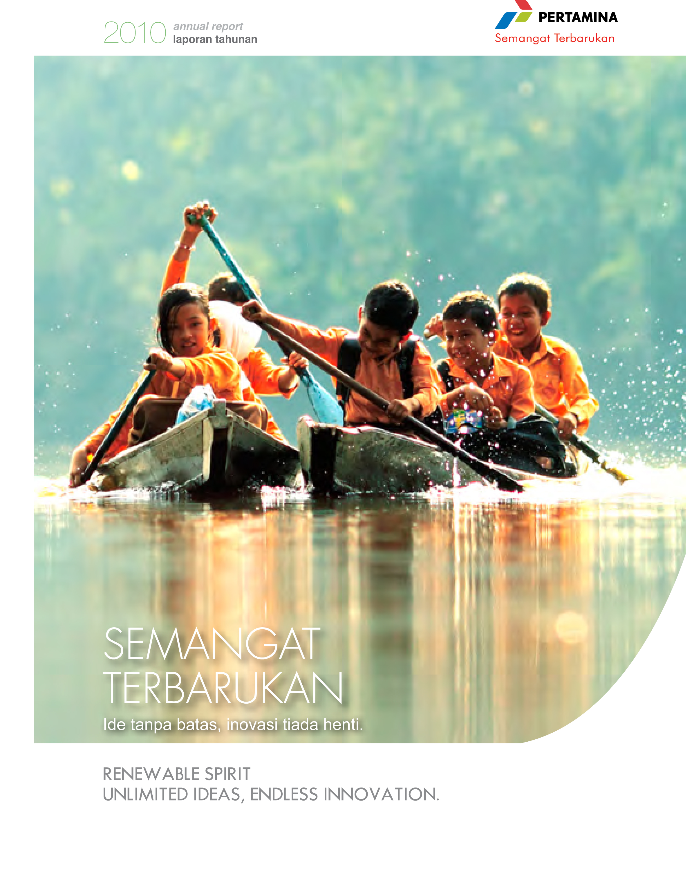 Annual Report Pertamina 2010