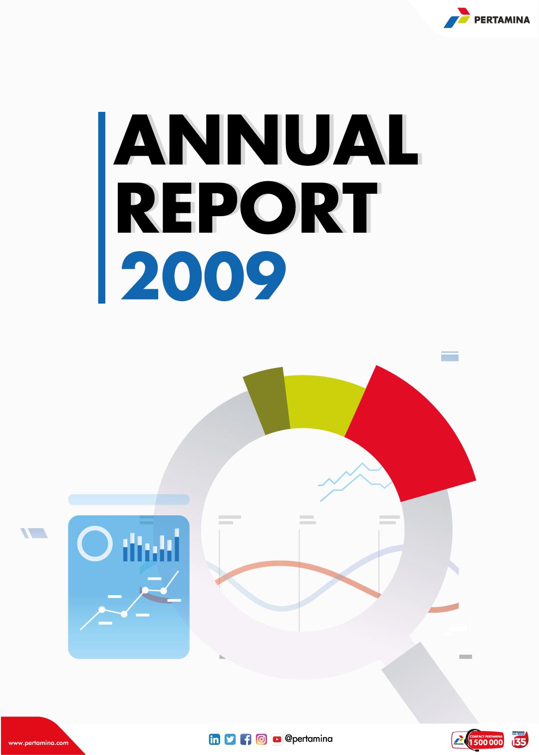 Annual Report Pertamina 2009