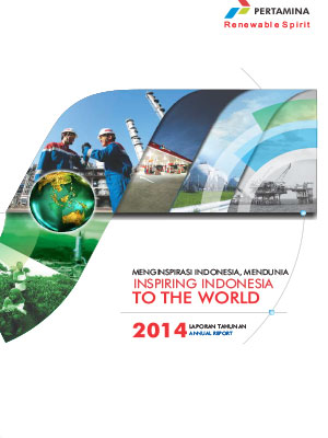 Annual Report Pertamina 2014