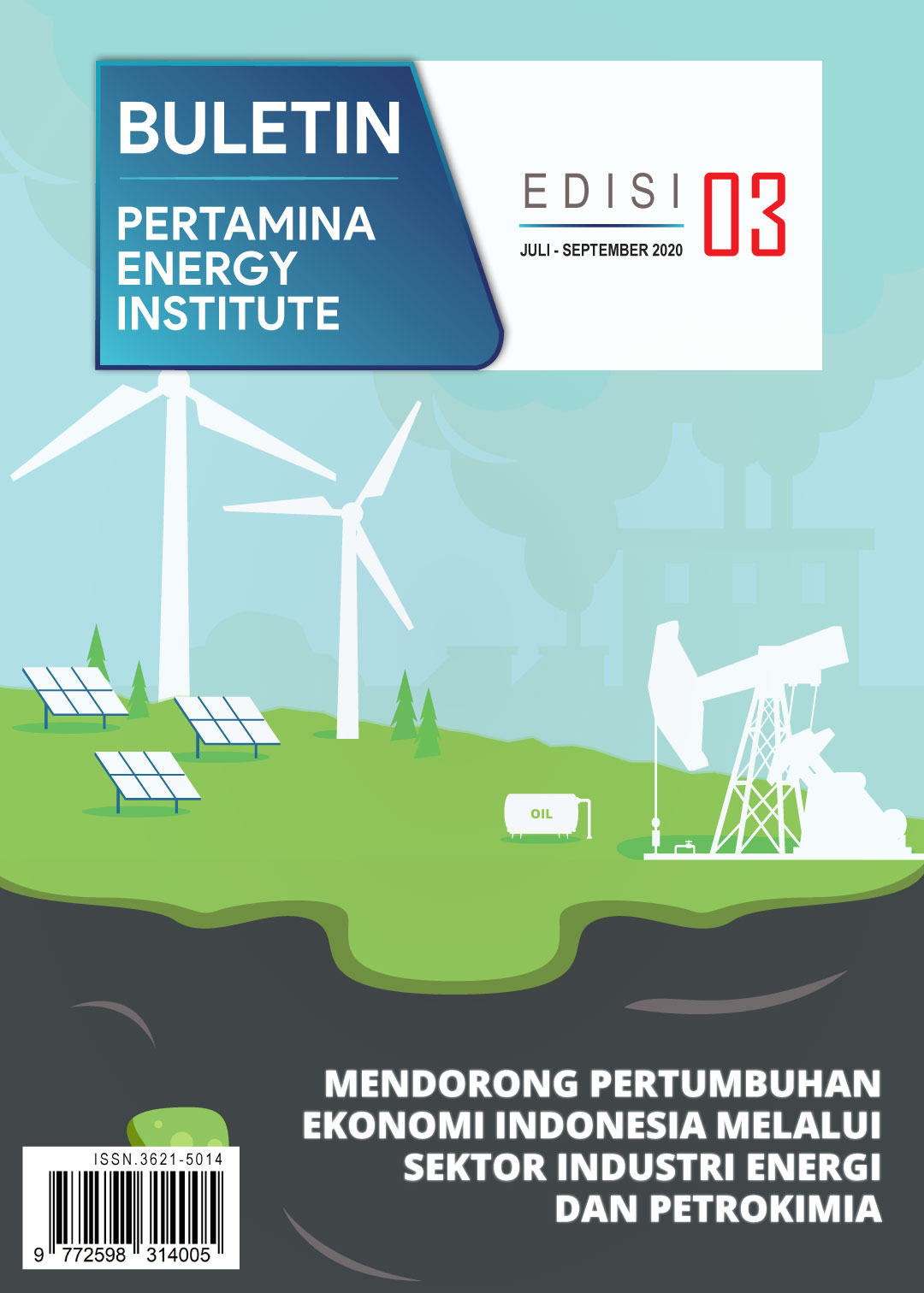 Pertamina Energy Institute - Edisi 03 (Juli - September 2020)