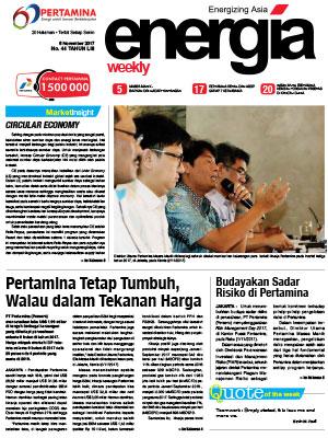 Energia Weekly Edisi 44