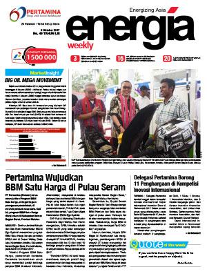 Energia Weekly Edisi 40