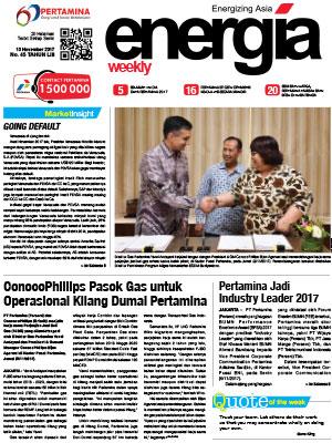 Energia Weekly Edisi 45