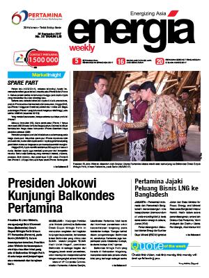 Energia Weekly Edisi 38