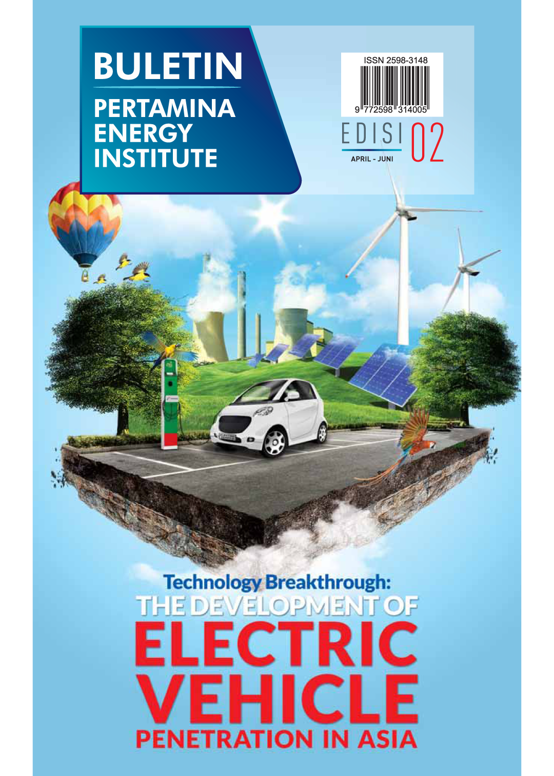Pertamina Energy Institute - Edisi 02 (April- Juni 2019)
