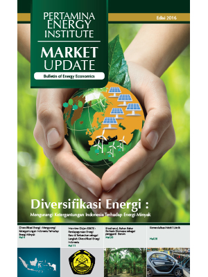 Pertamina Energy Institute - Edisi Tahun  2016