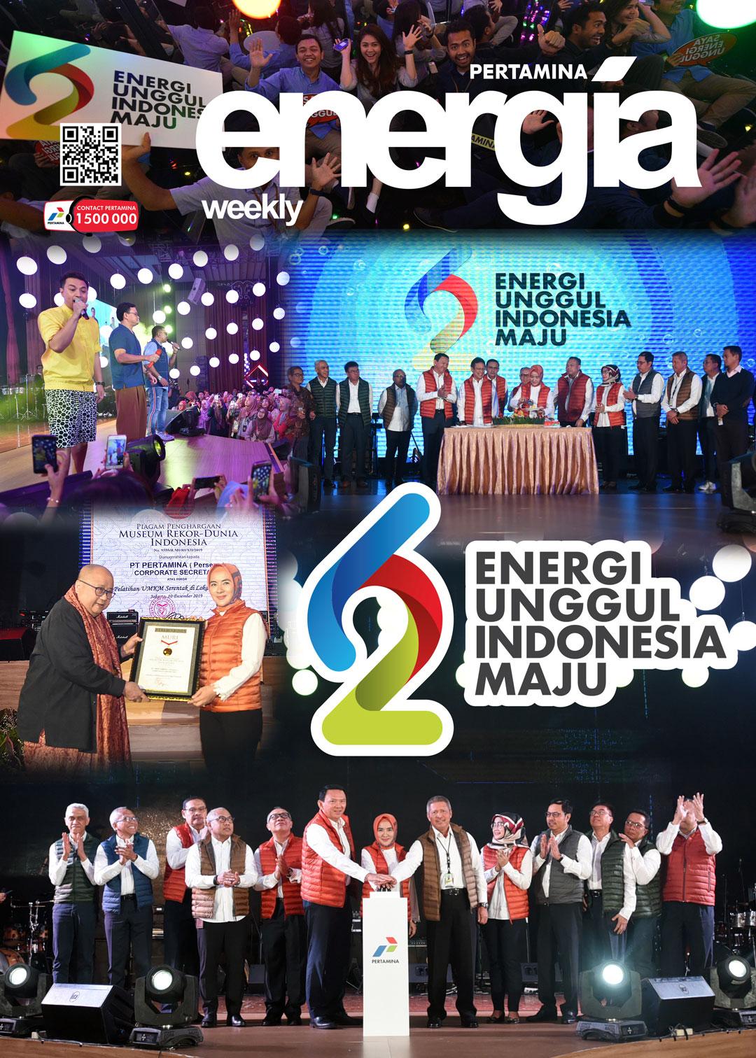Energia Weekly 3rd Week of December 2019
