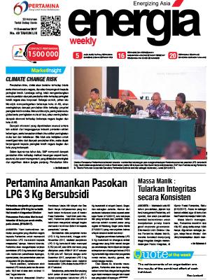 Energia Weekly Edisi 49