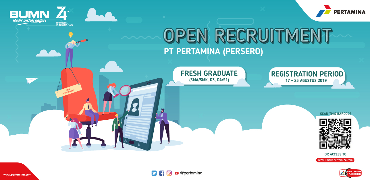 20190817 - Open Recruitment